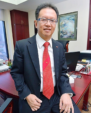 AmLife Insurance Berhad chief executive officer Paul Low has an innate mission; to plough back his skills and knowledge to the local insurance industry
