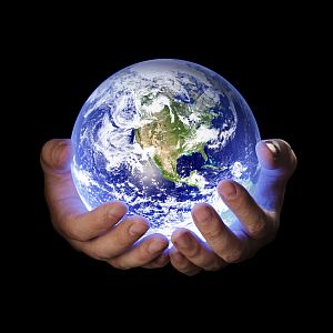 The world is in your hands now; what do you want to do with it?