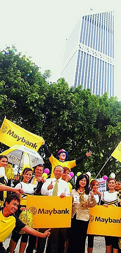 Maybank is the first financial institution in Malaysia to introduce a unique region-wide international business case competition.