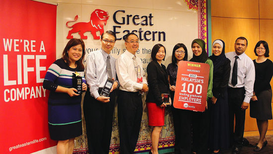 Work For A Brand That Cares Great Eastern Life Career Guide