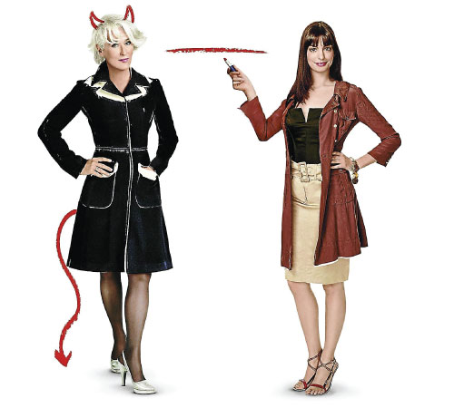 Career Lessons From The Devil Wears Prada