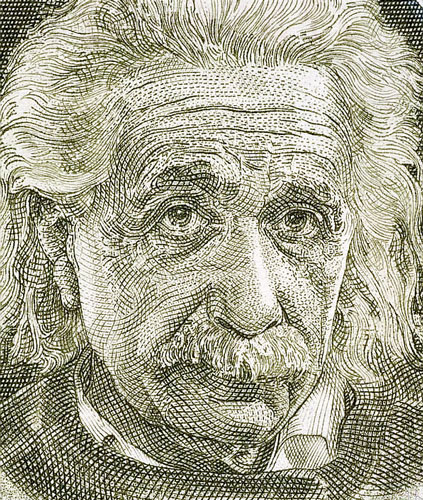 """Insasanity is doing the same thing over and over again and expecting different results"" - Albert Einstein"
