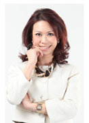 Wendy Lee, Professional BrandImage Consultant and President of MABIC (Malaysian Association of Brand & Image Consultants)