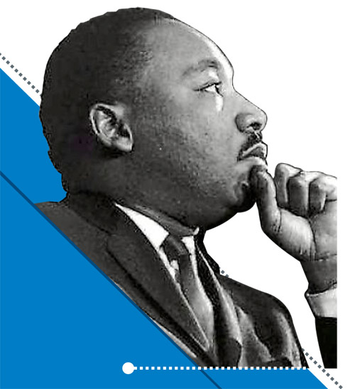 "Martin Luther King inspired many to make a difference on racism. Interestingly, his speech began with ""I have a dream"" and not ""I have a plan."""