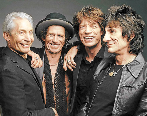 How do you create a lasting team like the Rolling Stones?