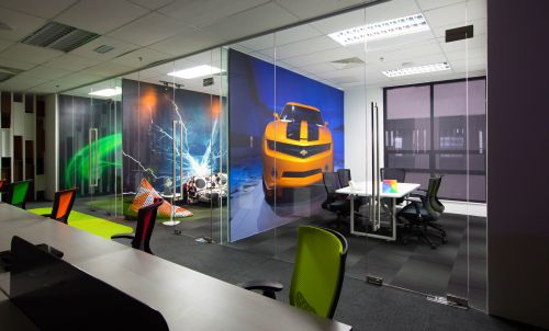 While Bean Bags And Bright Colours May Define Some Peopleu0027s Version Of An  Awesome Working Environment, Our Next Office Would Probably Appeal To All  The ...
