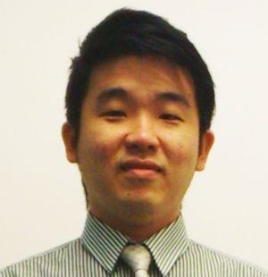 Hans Toh, a professional resume writer