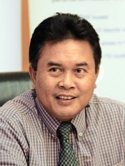Chief Executive Officer, Rapid Bus Sdn Bhd, Zohari Sulaiman.