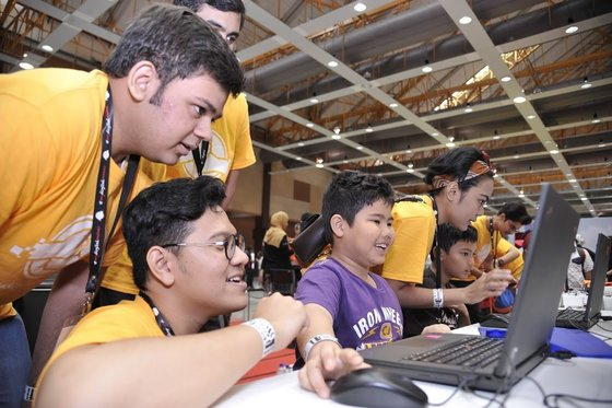 Active engagement in outreach activities by Premier Digital Tech IHLs Undergraduate students.